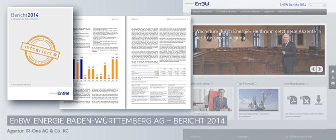 EnBW Energie Baden-Württemberg AG – Bericht 2014