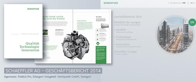 Schaeffler AG – Geschäftsbericht 2014