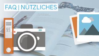Tipps und empfehlenswerten Links zur Gestaltung und Produktion sowie rechtliche Vorgaben, die Struktur und Bildsuche von Geschäfts- und Jahresberichten