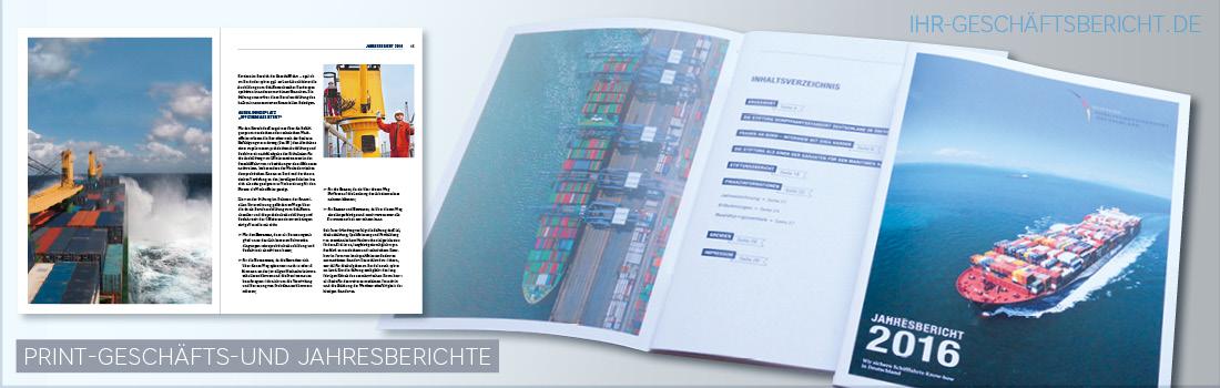 Den optimalen Medien-Mix von Print, PDF oder Online für Geschäfts- und Jahresberichte